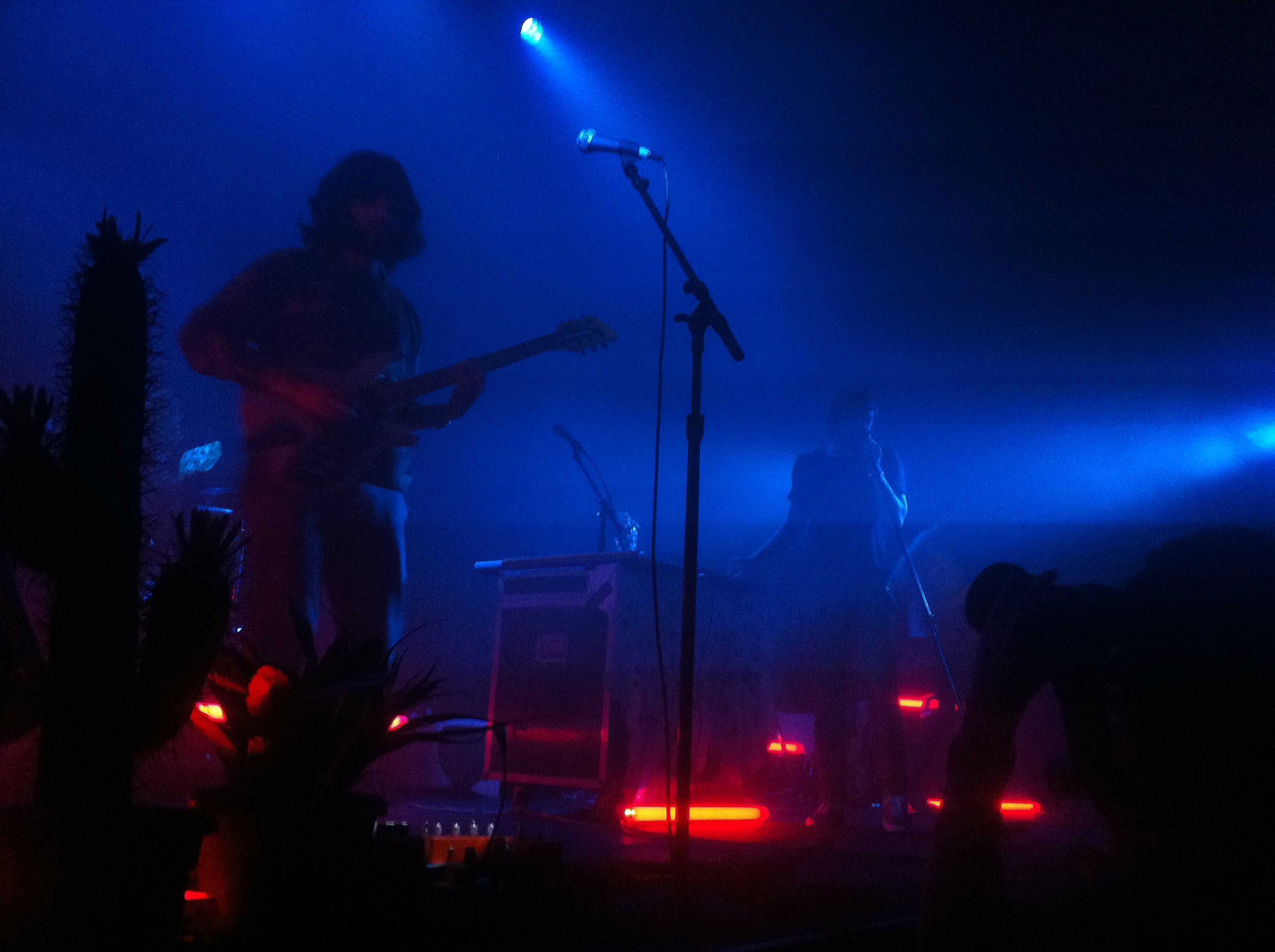 Yeasayer at the Music Box in Hollywood